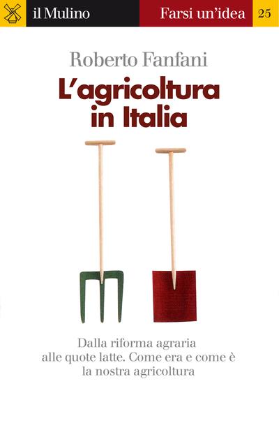 Cover L'agricoltura in Italia