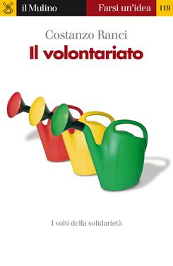 copertina Il volontariato