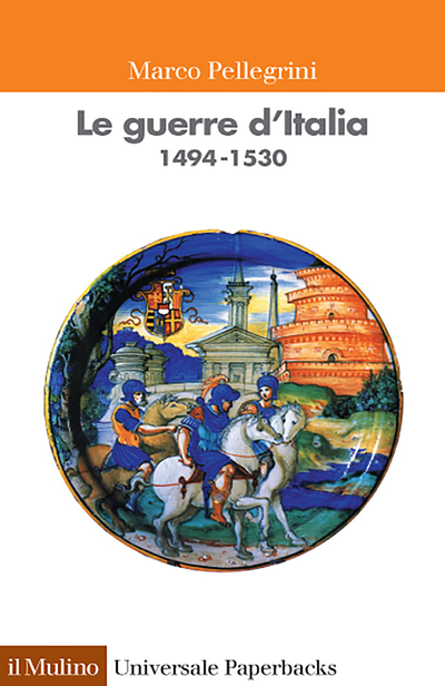 Cover The Italian Wars