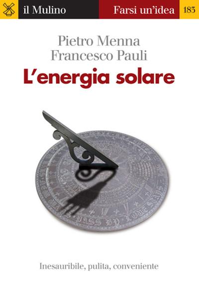 Copertina L'energia solare