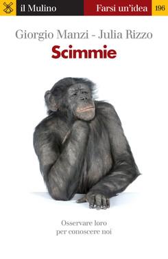 copertina Scimmie