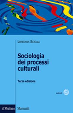 copertina Sociologia dei processi culturali