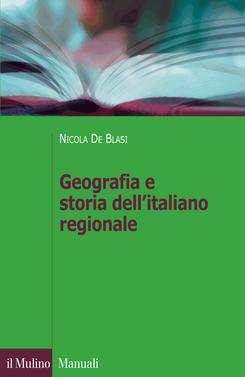 copertina Geografia e storia dell'italiano regionale