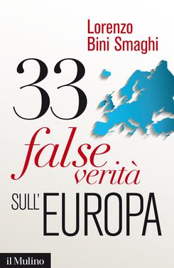 copertina Thirty-Three False Truths about Europe