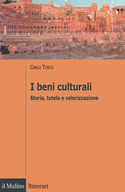 Cover I beni culturali