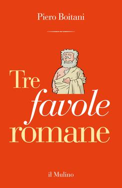 copertina Three Roman Fables