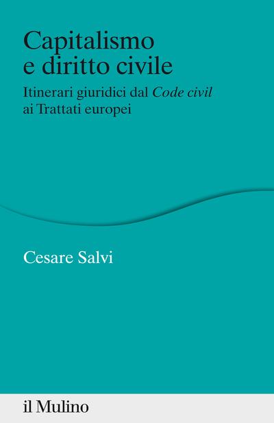 Cover Capitalismo e diritto civile