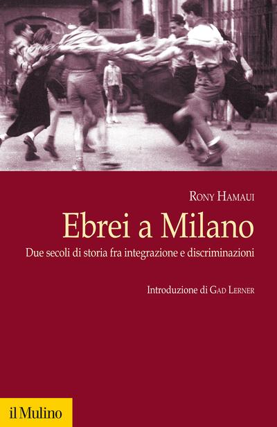 Cover Ebrei a Milano