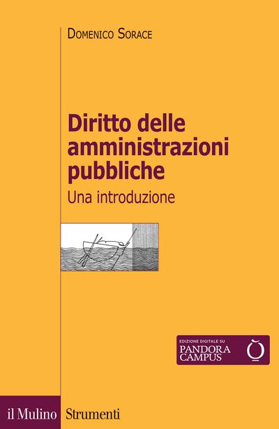 Cover Diritto delle amministrazioni pubbliche