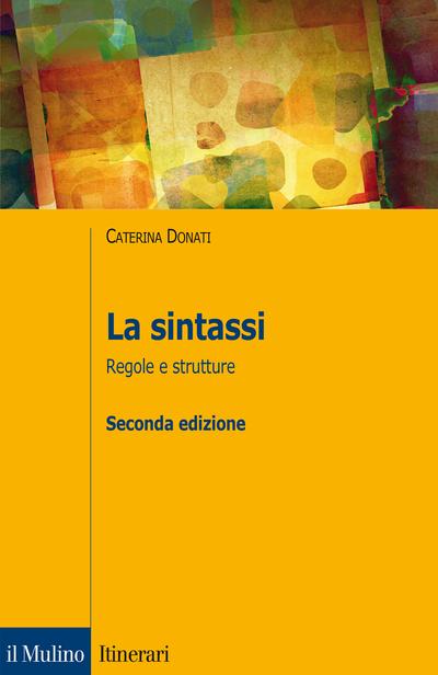 Cover La sintassi