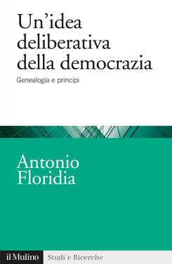 copertina Un'idea deliberativa della democrazia