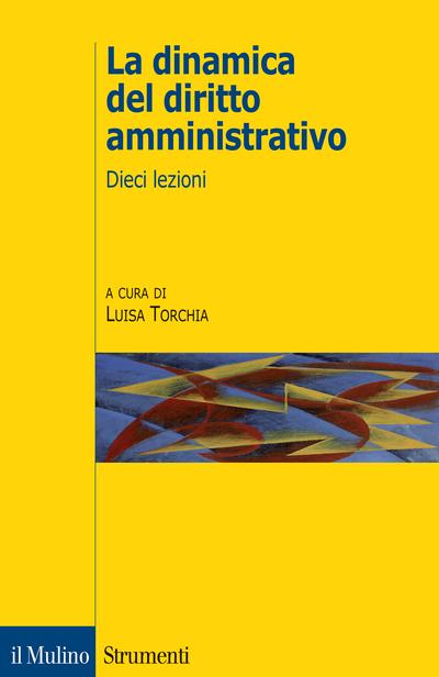 Cover La dinamica del diritto amministrativo