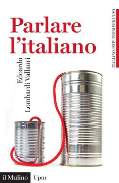 copertina Parlare l'italiano