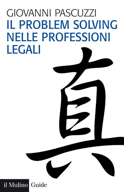Cover Il problem solving nelle professioni legali