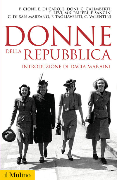 Cover Donne della Repubblica