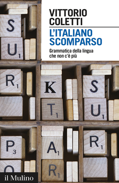 copertina L'italiano scomparso