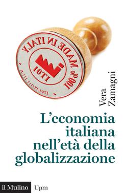 copertina L'economia italiana nell'età della globalizzazione