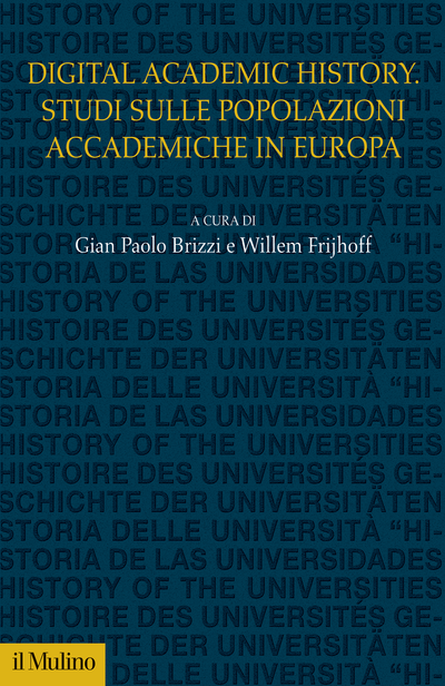 Cover Digital academic history