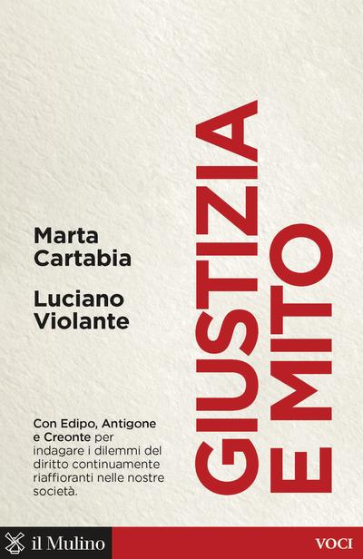 Cover Giustizia e mito