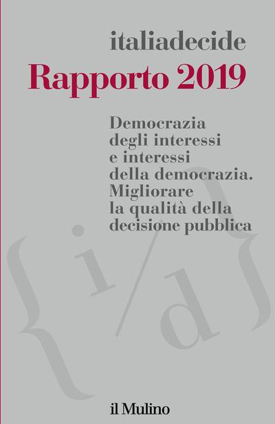Cover Rapporto 2019