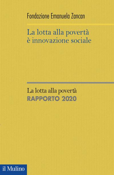 Cover La lotta alla povertà è innovazione sociale