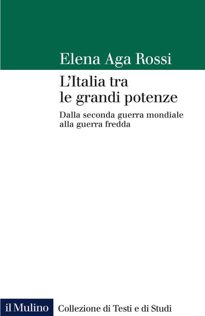 Cover L'Italia tra le grandi potenze