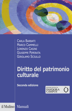 copertina Diritto del patrimonio culturale